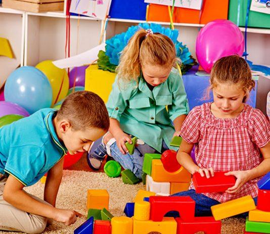 Wpływ zabawy na rozwój malca