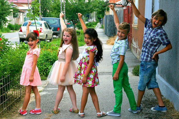 taneczne zajęcia dla dzieci