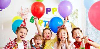 Jak zorganizować przyjęcie urodzinowe dla dziecka?
