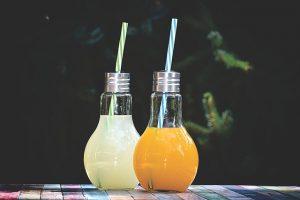 Napoje wysokoenergetyczne dla dzieci