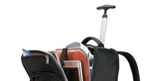 Plecaki na kółkach