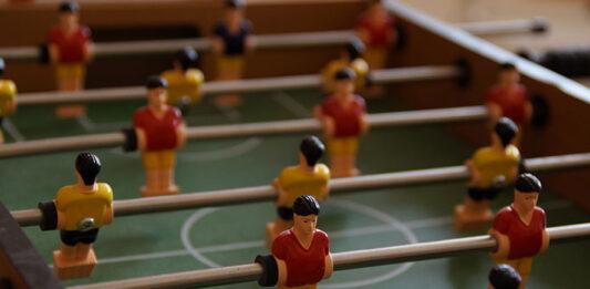 Stół piłkarzyki dla dzieci